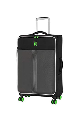 "it luggage 27.4"" Filament 8-Wheel Spinner, Dark Force"