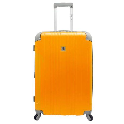"Beverly Hills Country Club Newport 28"" Hardside Spinner (Orange)"