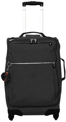 Kipling Darcey Solid Small Wheeled Luggage , Black, One Size