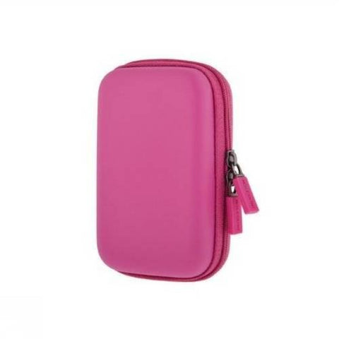 Moleskine Shell Case, Small, Magenta (3.75 x 6 x 1.5)