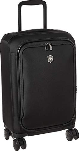 Victorinox Connex Frequent Flyer Softside Carry-On Spinne (Black)