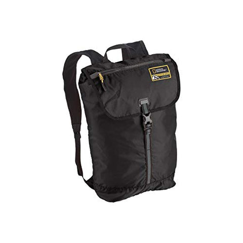 Eagle Creek National Geographic Adventure Packable Backpack 15l Travel, Black, One Size