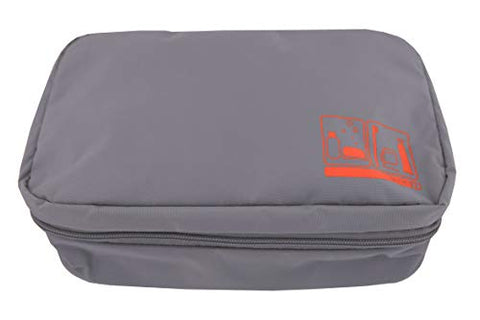 Flight 001 Spacepak Toiletry, Grey