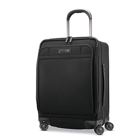 Hartmann Ratio 2 Domestic Carry On Expandable Spinner, True Black