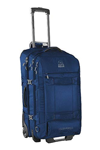 Granite Gear Cross Trek 2 Wheeled Duffel - Midnight Blue/Flint 26""