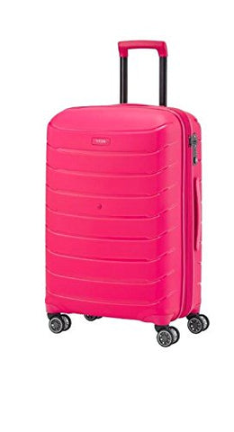 "Titan Limit Hardcase Unbreakable 27"" Spinner Expandable (Hot Pink)"