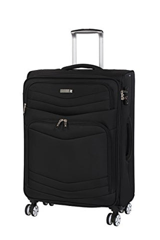 "it luggage Intrepid 26.6"" 8 Wheel Spinner, Black"