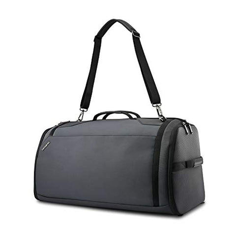 Samsonite Encompass Convertible Duffel Anthracite Grey