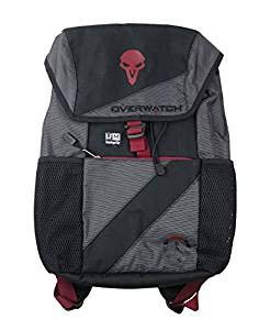 Loungefly x Overwatch Reaper Backpack (One Size, Multicolored)