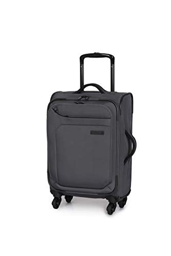 It Luggage Mega-Lite Premium 22 Inch Carry On (European Grey)