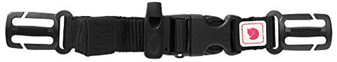 Fjallraven - Chest Strap for Kanken Backpacks, Black