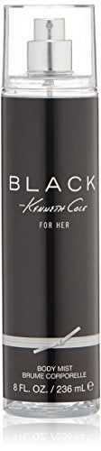 Kenneth Cole Black for Her Body Mist, 8 Fl oz