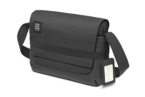 Moleskine ID Messenger Bag, Black