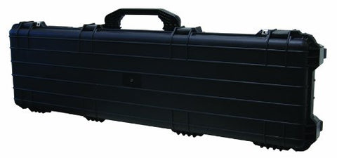 T.Z. Case International Cb053 B 53 X 15 X 6 1/2-Inch Molded Utility Case With Wheels, Black