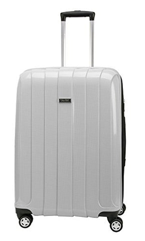 Ricardo Beverly Hills Topanga Canyon 24-Inch 4 Wheel Expandable Upright, White, One Size