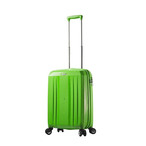 "Mia Toro M1227-20in-Lma Italy Duraturo Hardside Spinner 20"" Carry-on, Yellow"