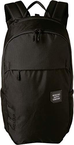 Herschel Supply Co. Unisex Mammoth Medium Black 2 One Size