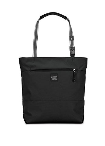 Pacsafe Slingsafe Lx200 Anti-Theft Compact Tote, Black
