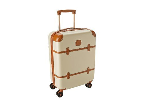 "Bric'S U.S.A. Bellagio 21"" Spinner (Cream)"