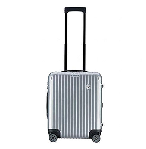 RIMOWA Lufthansa Airlight Collection suitcase Trolley 47L classic silver