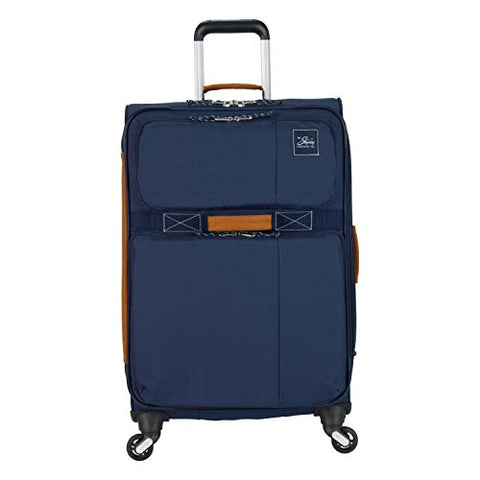 Skyway Whidbey 24-inch Spinner Upright in Midnight Blue