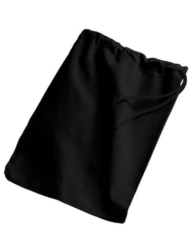 Port & Company B035 Shoe Bag - Black - One Size