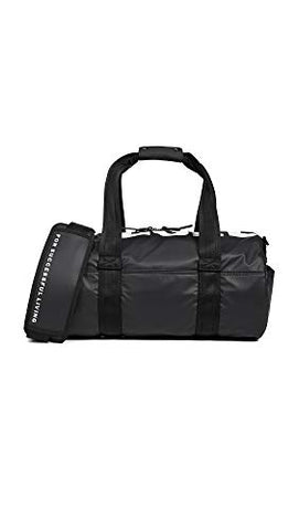 Diesel BOLDMESSAGE F-Bold Duffle-Travel Bag, Black