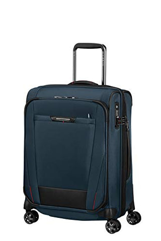 SAMSONITE Pro-DLX - Small Expandable Spinner Hand Luggage 55 centimeters 51.5 Blue (Oxford Blue)