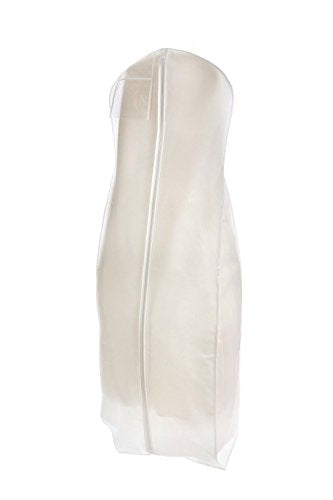 Shop Bags For Less White Wedding Gown Travel Storage Garment Bag