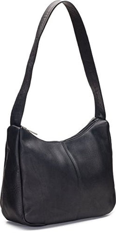 Le Donne Leather The Urban Hobo (Black)