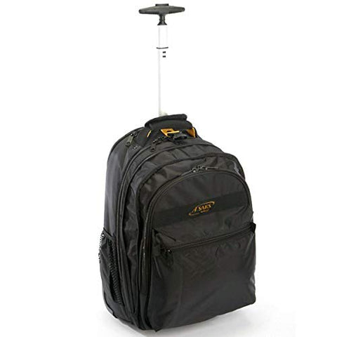 A.SAKS On The Go 31 inch Expandable Wheeled Duffel Bag
