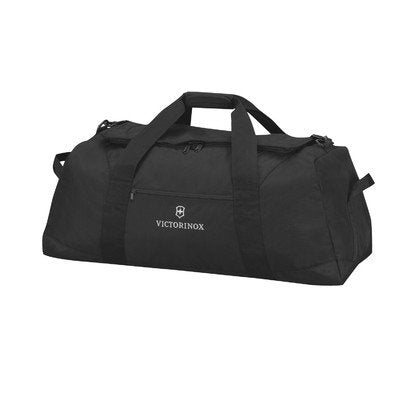 "Lifestyle Accessories 3.0 36"" Extra Large Travel Duffel Color: Black/Black"