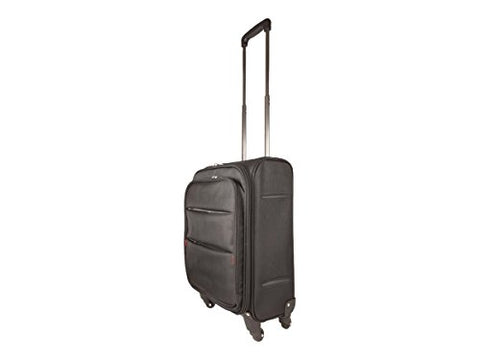 "Urban Factory City Travel Trolley - Notebook Carrying Case - 17.3"" - Black - Ctt01Uf V2"