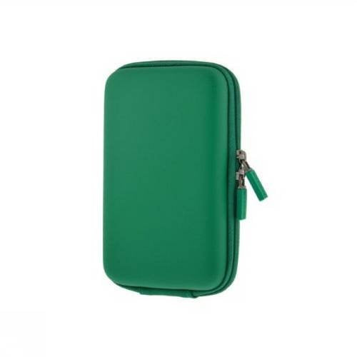 Moleskine Shell Case, Small, Oxide Green (3.75 x 6 x 1.5)