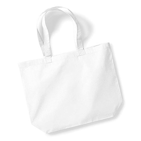 Westford Mill Maxi Bag For Life - White