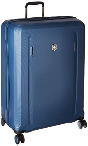 Victorinox Werks Traveler 6.0 Extra-Large Hardside Case, Blue