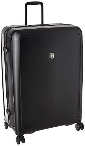 Victorinox Connex Extra-Large Hardside Checked Spinner Luggage (Black)