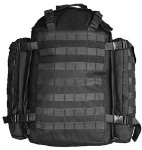 Fox Outdoor Products Modular Field Pack, Black