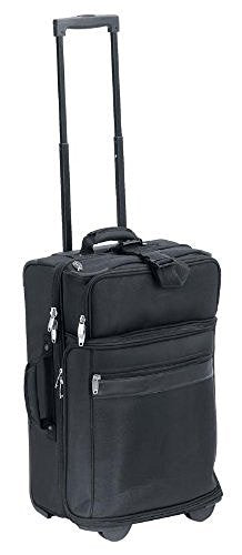 "GOODHOPE Bags Urban Collection 3-in-1 Suit Case and Detachable Laptop Express in Rolling Luggage, 20.5"" L"