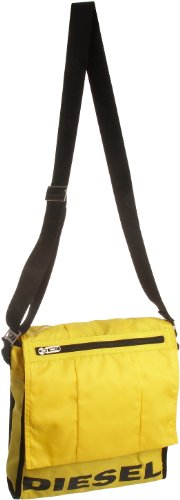 Diesel Road 4 Freedom Surprise Messenger,Empire Yellow/Black,one size