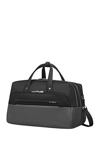 Samsonite B-Lite Icon - Duffle 55/22 Travel Duffle, 55 Cm, 56 Liters, Black