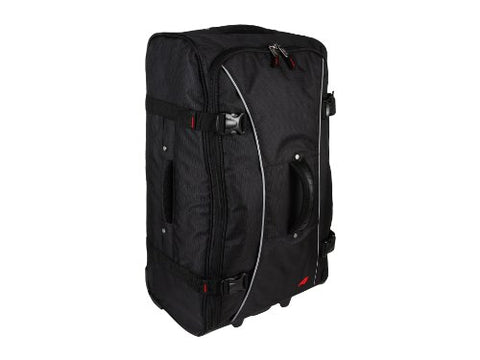 Athalon Luggage 29 Inch Hybrid Travelers Bag, Black, One Size