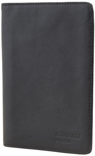 Mobile Edge Mewss-Pw I.D. Sentry Wallet - Passport (Black)