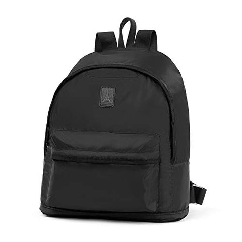Travelpro Essentials Foldable Backpack Travel, Black, One Size