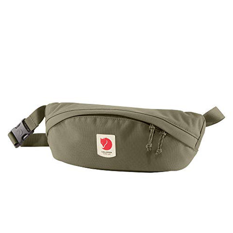 Fjallraven - Ulvo Hip Pack Medium, Laurel Green