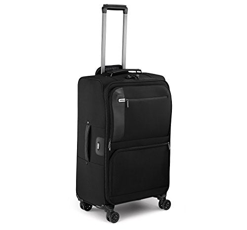 Zero Halliburton Prf 3.0 - Large Upright Suitcase, Black