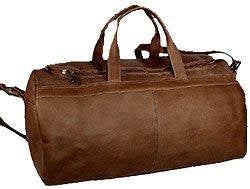 David King & Co. 19 Inch Duffel, Cafe, One Size