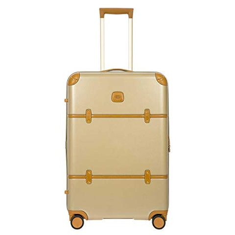 "Bric's BELLAGIO V2.0 32 Inch"" SPINNER TRUNK - Matte Gold"