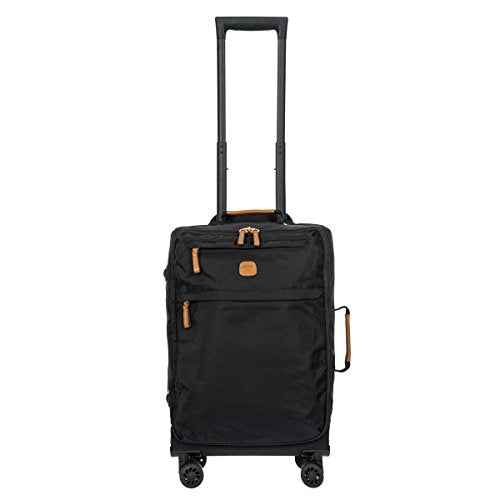 Bric's X-bag 21″ Carry-on Spinner (BLACK)