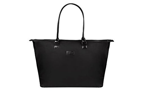 Lipault Paris Lady Plume Tote Bag Large, Black